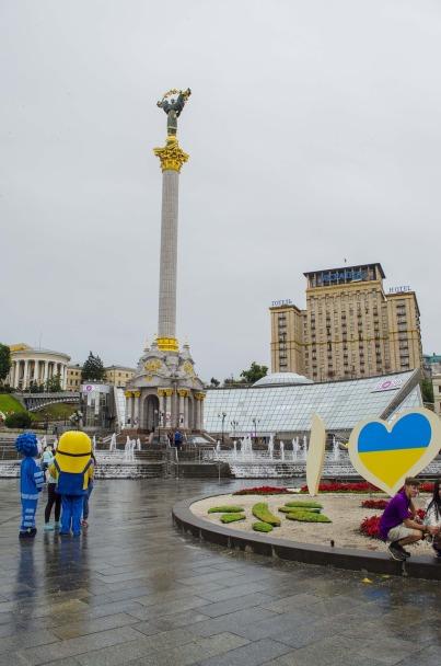 Obelisco Kiev