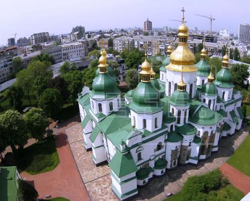 Santa Sofía en Kiev