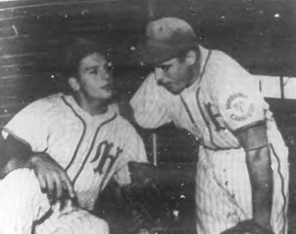 Mario Picone y Dick Rand