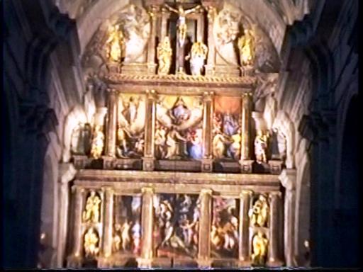 Altar de la Basílica