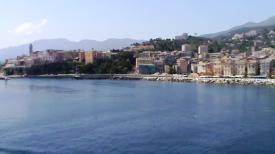 Vistas de Bastia. Fotos del autor
