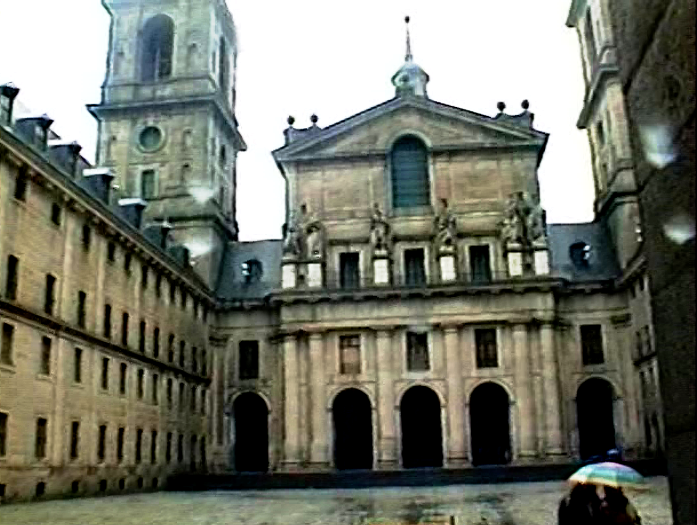 La Basílica del Escorial