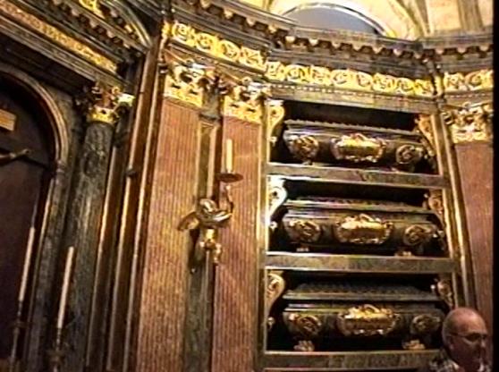 Panteón dinastico o Cripta Real 2