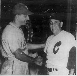 Regino Otero y Oscar Rodríguez
