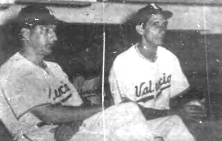 Regino Otero y Reinaldo Cordeiro