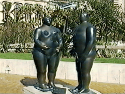 Adan y Eva en Montecarlo