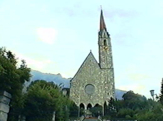 Iglesia en Lichteinstein 2