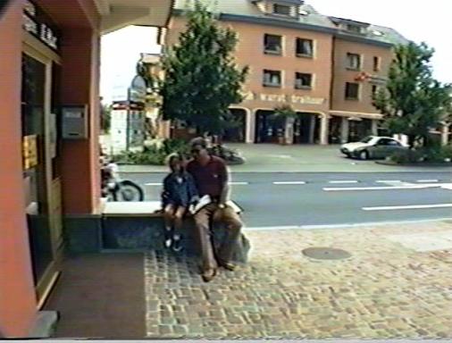 Marlene y yo en Lichteisnstein 2