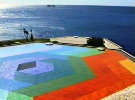 Montecarlo, vista al mar