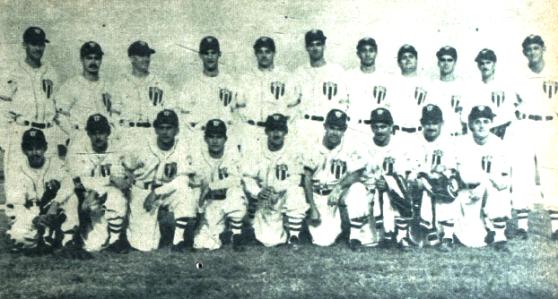 Equipo Cuba 1953